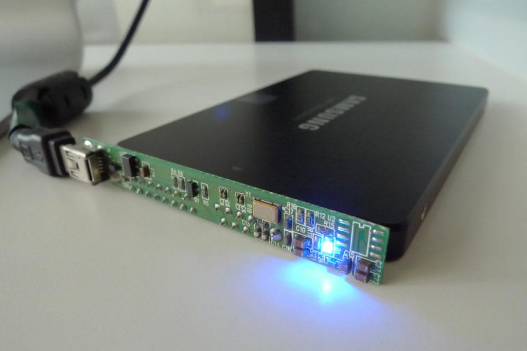 Samsung EVO 850 SSD iMac Upgrade SATA Adaptor